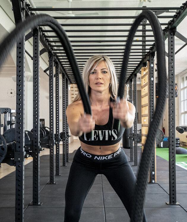 benew fitness studio heubach freelatics seile