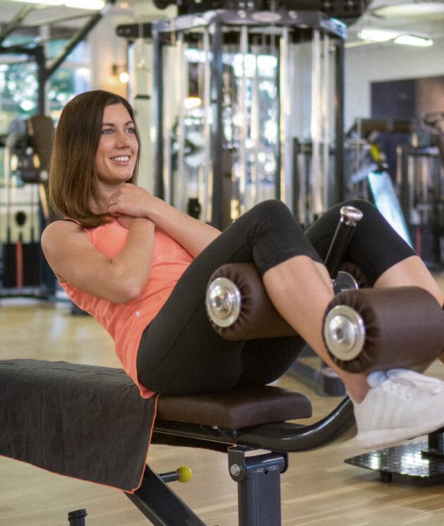 benew fitness studio heubach uebungen